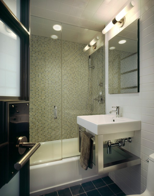 Ванна в 3м2 дизайн